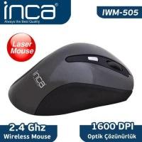 İnca Iwm-505 2.4GHz 1600 Dpi Nano Laser Kablosuz Mouse