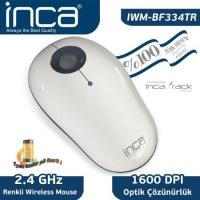 İnca Iwm-BF334TR inca-Track 1600 Dpi Wireless Nano Alıcılı