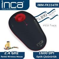 İncaIwm-FK334TR İnca -Track 1600 Dpi Wireless Nano Alıcılı