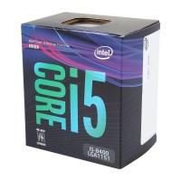 INTEL CORE I5-8400 2.80GHZ 1151 P8 9M TREY+FAN İŞLEMCİ