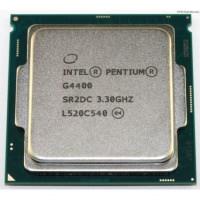 INTEL PENTIUM G4400 3.30GHZ 3MB 1151P TREY  FANSIZ+ORJ FAN