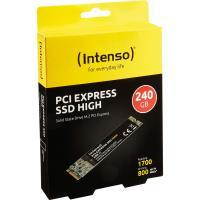 INTENSO 240GB 17000MB/800MB/S 3834440 M.2 NVMe SSD Harddisk