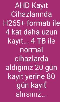 JETVİEW JV-HD1116M5-XM 16 KANAL 5MP AHD 16KANAL IP 6TB HDD DESTEĞİ