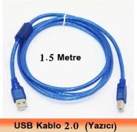 1,5 METRE USB 2.0 YAZICI KABLOSU 10 LU PAKET