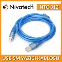 KABLO-USB NİVATECH 5 MT