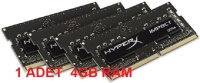 KINGSTON HYPERX IMPACT 4GB DDR4 2400MHz CL15 (HX424S15IB/4) KUTUSUZ RAM