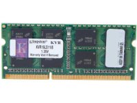 KINGSTON ValueRam 8GB 1600MHz DDR3 Notebook Ram