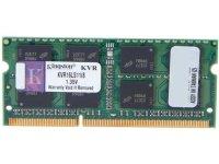 KINGSTON ValueRam 8GB 1600MHz DDR3 Notebook Ram