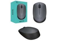 Logitech M170 Kablosuz Siyah Mouse
