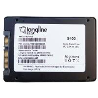 """Longline S400 Pro 120GB 560-530MB/s Sata 3 2.5"""" SSD LNGSUV3D560/120GB"""