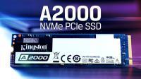 KINGSTON A2000 250GB  M.2 2000/1100MB NVMe SSD HARDDİSK