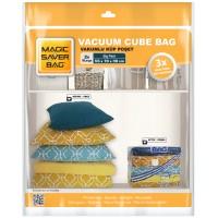 Magic Saver Bag 2'li Küp Vakumlu Poşet Seti (XL)