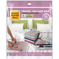 Magic Saver Bag 2'li Seyahat Vakumlu Poşet Seti (S)