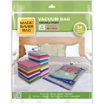 Magic Saver Bag 2'li Vakumlu Poşet Seti (L)