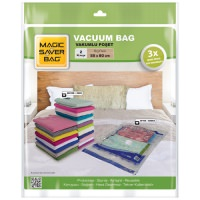 Magic Saver Bag 2'li Vakumlu Poşet Seti (XL)
