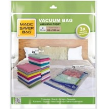 Magic Saver Bag 2'li Vakumlu Poşet Seti (XXL)