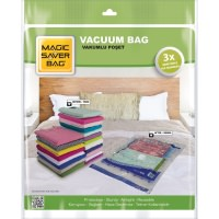 Magic Saver Bag 7'li Vakumlu Poşet Seti (2L+2XL+2XXL+1JUMBO)