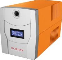MAKELSAN LION X 1200VA LCD/USB (2X7AH)LİNE İNTERAKTİF MU01200L11LX005