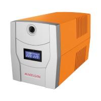 MAKELSAN MU01200L11LX005 LION X 1200VA LINE INTER.12V/7AHx2 UPS