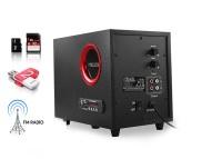Mikado Md-19Bt 2+1 Usb+Sd+Fm Destekli Multimedia Bluetooth Speaker