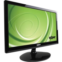 "Exper H2L-GV 18.5"" Wide 5ms Siyah Led Monitör"