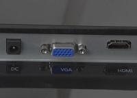 "EVEREST M-335  21.5"" VGA+HDMI ÇERÇEVESİZ LED MONİTÖR"