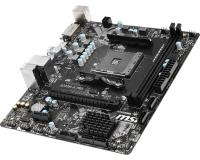 MSI A320M-A PRO AM4 DDR4 SES GLAN HDMI/DVI SATA3 USB3.2 MATX