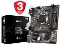 MSI H310M PRO-VDH H310 LGA1151 8.Nesil DDR4 2666 Glan Anakart