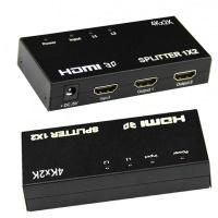 NIVATECH NTC-502 2 PORT HDMI ÇOKLAYICI