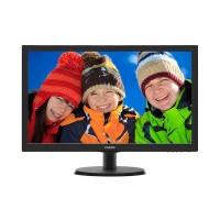 "Philips 223V5LHSB2/01 5ms (Analog+HDMI) 21.5"" Full HD Led Monitör"