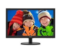 "Philips 223V5LHSB2/01 21.5"" 5ms (Analog+HDMI) Full HD Led Monitör"