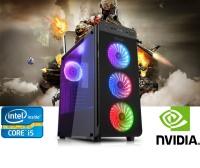 OEM I5 3.3GHZ 6MB 8GB RAM 500GB HDD 4GB NVIDIA 128BIT HAZIR PC