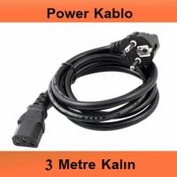OEM 3 METRE POWER KABLO