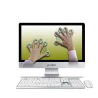 """QUADRO RAPID HM6520T M32412 İ5-3210M 4GB 120SSD 19.5"""" DOKUNMATİK AIO PC"""