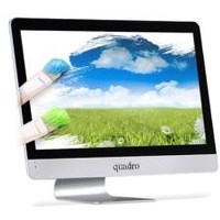 "Quadro Rapid HM6522-32424 i5-3210M 4GB 240GB SSD 21.5"" Dos All in One Bilgisayar"