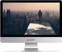 QUADRO RAPID HM8122-47824 İ7-4770/8GB/240GB SSD/21.5 AIO PC