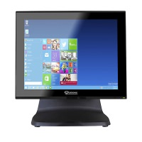 "QUATRONIC P700 POS PC 15"" J1900 4 GB 64 SSD LED"