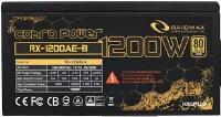 RAIDMAX COBRA RX-1200AE-B 1200WATT 135MM FAN GOLD PSU