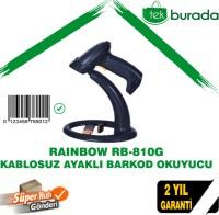 RAINBOW RB-810G AYAKLI KABLOSUZ BARKOD OKUYUCU
