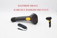 RAINBOW RB-812 KABLOLU BARKOD OKUYUCU