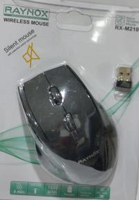 RAYNOX RX-M210 KABLOSUZ MOUSE