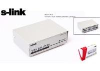 S-LINK MSV-1415 4 VGA 150Mhz Monitör Çoklayıcı