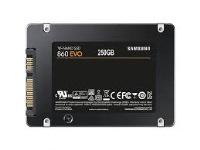SAMSUNG 250GB 860 EVO 550MB 520MB MZ 76E250BW SSD