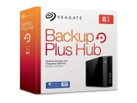 "Seagate Backup Plus 8TB 3.0 3.5"" Taşınabilir Harddisk STEL8000200"