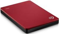 SEAGATE BACKUP SLIM 2TB USB 3.0 KIRMIZI STDR2000203 Taşınabilir Harddisk
