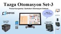 TAZGA KURUYEMİŞ / ŞARKÜTERİ OTOMASYONU 5 Lİ /PEROS [SET3]