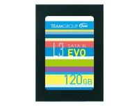 Team Group L3 EVO T253LE120GTC101 120GB SATA3 500/360 SSD