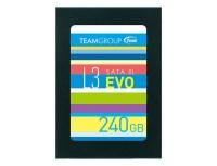 Team Group L3 EVO 240GB 530/470M SATA3 SSD T253LE240GTC101