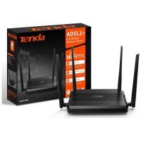 TENDA D305 4 PORT 300MBPS 4x5dBI ADSL MODEM