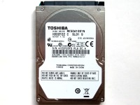 "TOSHİBA 500GB 7200RPM 16MB MK5061GSYN SATA2 2.5"" Notebook Harddisk"